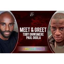Meet and Greet Paul Ogola...