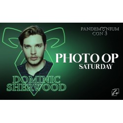 Dominic Sherwood Photo Op...
