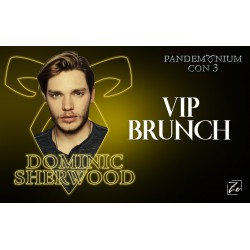 Brunch Dominic Sherwood