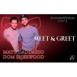 Meet duo Matt/Dom