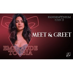 Emeraude Toubia Meet &...