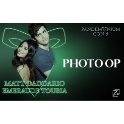 Photo duo Matt/Emeraude