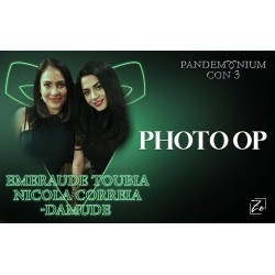 Photo duo Nicola/Emeraude